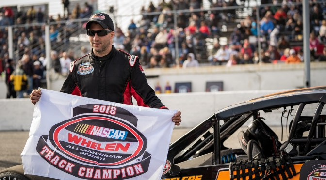 Keith Rocco Looks To Seal Eighth Thompson Sunoco Modified Title at Sunoco World Series