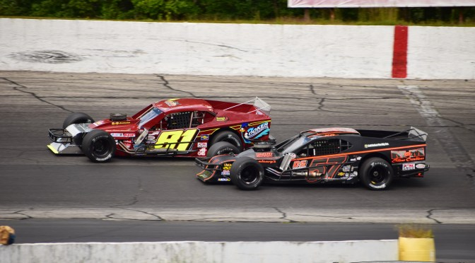 SUNOCO MODIFIED 20/20 & FOR THE FANS NIGHT THIS SUNDAY AT THOMPSON SPEEDWAY MOTORSPORTS PARK