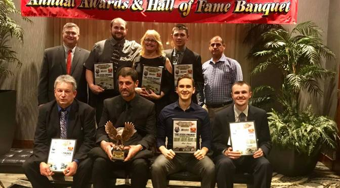 Oswego Speedway's Hall of Fame Awards Banquet this Saturday, October 26 at Lake Ontario Event & Conference Center in Oswego
