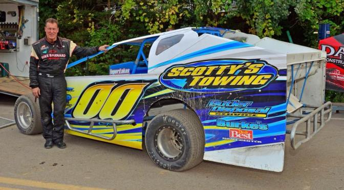Legendary Joe Gosek to Take Part in His Third NAPA Auto Parts Super DIRT Week at Oswego