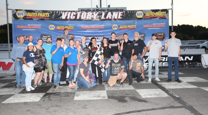 Stafford Speedway Ladies Challenge Raises Over $18,000 for Charity
