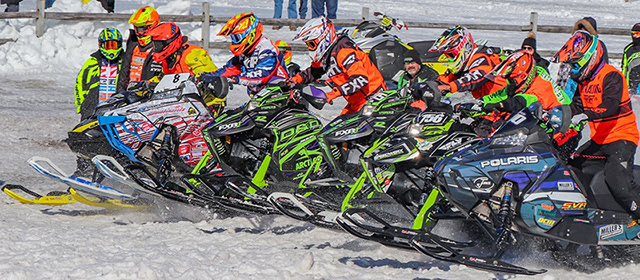 Snocross Makes its Debut at The Flat Track to Kick Off 2020