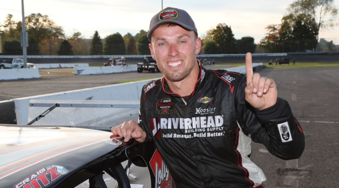 Craig Lutz Files Entry for Stafford Open Modified 80 Events