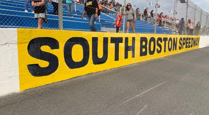 NASCAR WHELEN MODIFIED TOUR RACE AT South Boston POSTPONED
