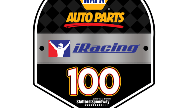 eStafford Speedway to debut Friday, March 27th with NAPA Auto Parts 100 on iRacing