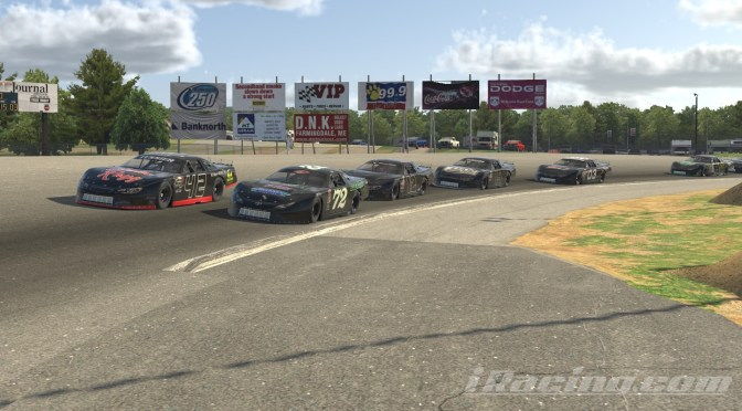 SEEKONK SPEEDWAY ANNOUNCES EIGHT-RACE IRACING ROAD TRIP TOUR
