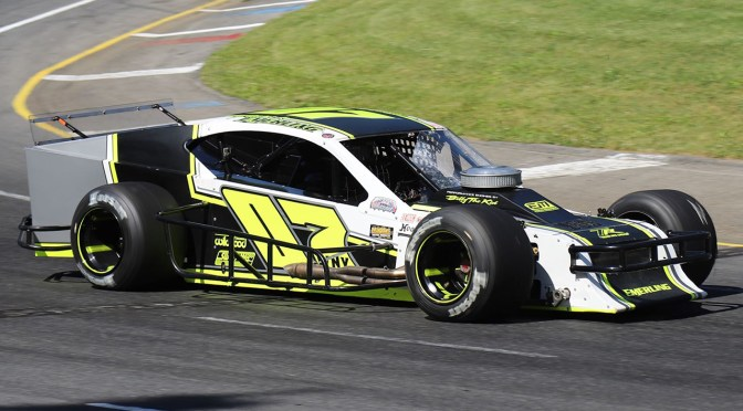 Moving On From Bristol, Emerling Ready For Whelen Modified Opener