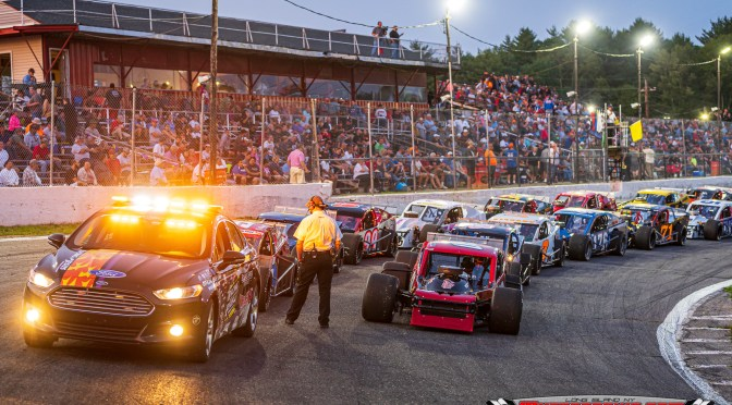 TRI TRACK OPEN MODIFIED SERIES HEADS TO STAR SPEEDWAY