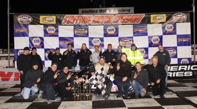 Meet Stafford Speedway SK Modified® Veteran Todd Owen