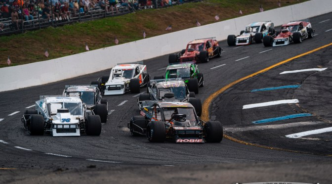 WHICH ONE DO YOU RUN: MIXED BAG OF MOTOR PACKAGES, CARS COMPETING WITH TRI TRACK OPEN MODIFIED SERIES