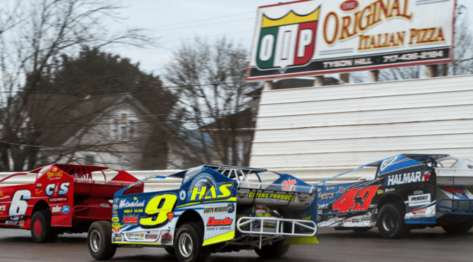 13 MOD TRACK OR SERIES CHAMPS ON PORT ROYAL 200 PRE-ENTRY LIST