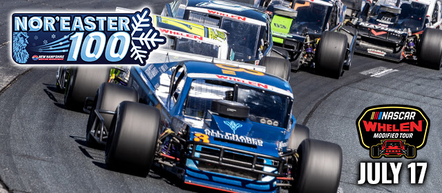 """Modifieds Added to NASCAR Race Weekend Lineup At """"The Magic Mile"""" July 17, 2021"""