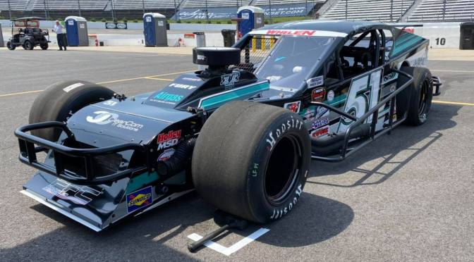JUSTIN BONSIGNORE OPENS WHELEN MODIFIED TOUR SEASON WITH THIRD-PLACE FINISH AT MARTINSVILLE SPEEDWAY