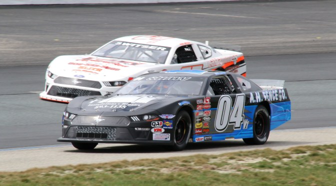 Contenders Emerge on Rain-Shortened Northeast Classic Practice Day