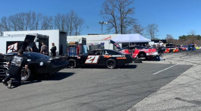Thompson Speedway Roars Back To Life With Icebreaker Practice Session