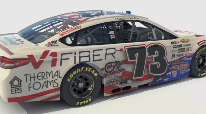 Jankowiak Team welcomes V1 Fiber Engineering, Thermal Foams Inc. and multiple sponsors for the Memorial Day Weekend event at Charlotte Motor Speedway