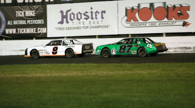 Frank L'Etoile, Jr. and Chris Meyer Setting Blazing Pace in Stafford Speedway's Street Stock Division