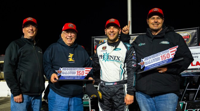 Bonsignore Rolls To Oswego Looking For Second Straight Whelen Modified Tour Win