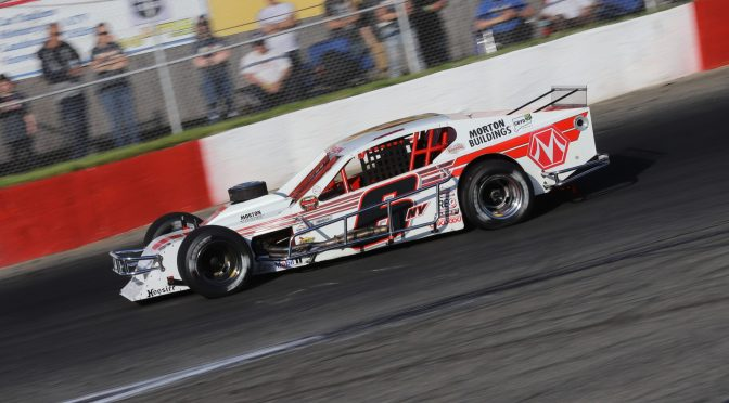 RYAN PREECE FILES ENTRY TO STEEL PALACE 150 AT OSWEGO SPEEDWAY