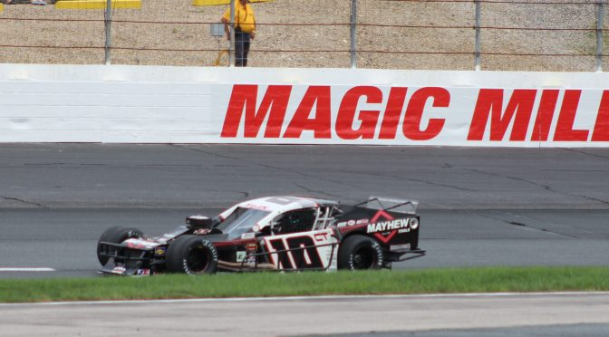 DOUG COBY FINISHES 27TH AFTER MOTOR ISSUES IN WHELEN 100 AT NEW HAMPSHIRE