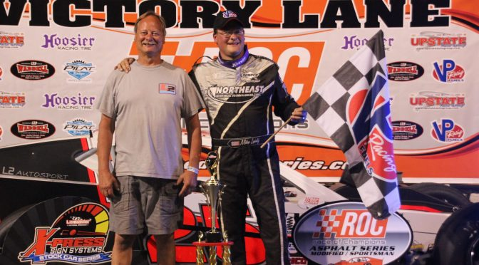 """BILLY WHITTAKER FORD """"F-50"""" $5,000-TO-WIN FOR RACE OF CHAMPIONS MODIFIED SERIES UP NEXT ON SPENCER SCHEDULE, FRIDAY, JULY 30, 2021"""