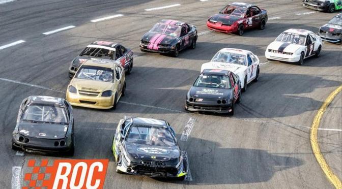 FOAR SCORE TO GIVE RACE OF CHAMPIONS FOAR SCORE FOUR CYLINDER DASH SERIES BONUSES AS