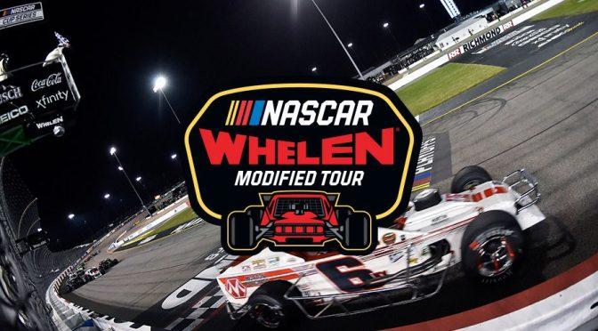 Richmond Raceway to Host NASCAR Whelen Modified Tour Race on April 1, 2022