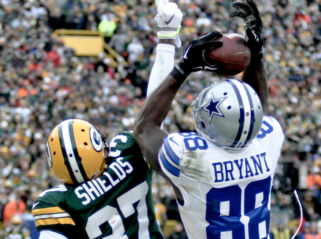 Myracinecounty Rodgers Packers Knock Off Romo Cowboys