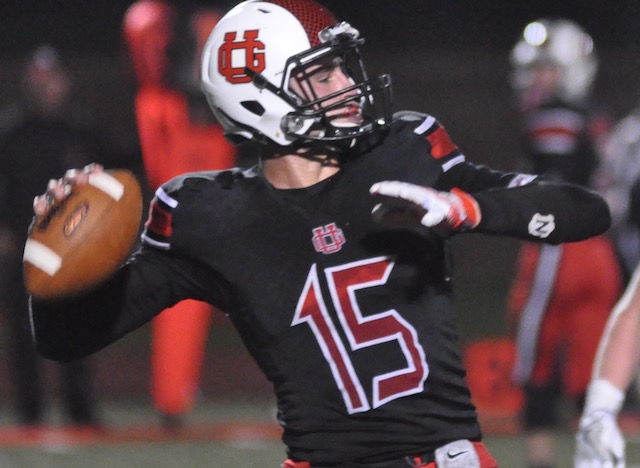 Union Grove senior Matt Nelson was named the SLC offensive player of the year. (Mike Ramczyk/SLN)
