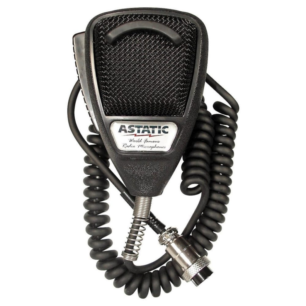 medium resolution of astatic 302 636lb1 4 pin cb microphone