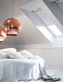Tom Dixon presents mini copper shade