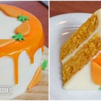 Carrot Cake Recipe ( Italian Carrot Cake )