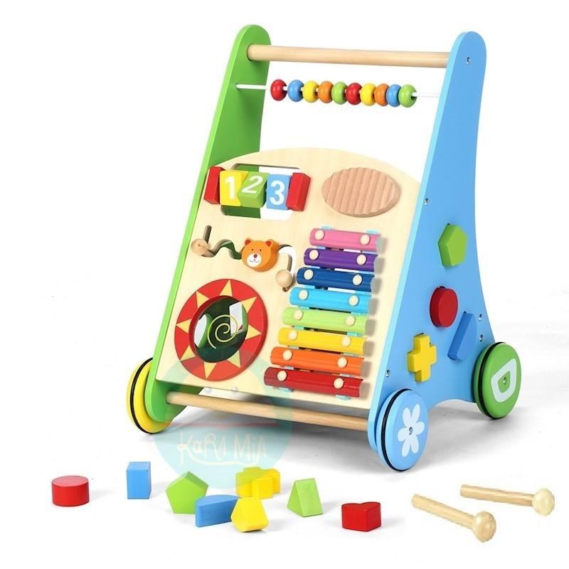 Activity Walker by Kara Mia Educational Toys