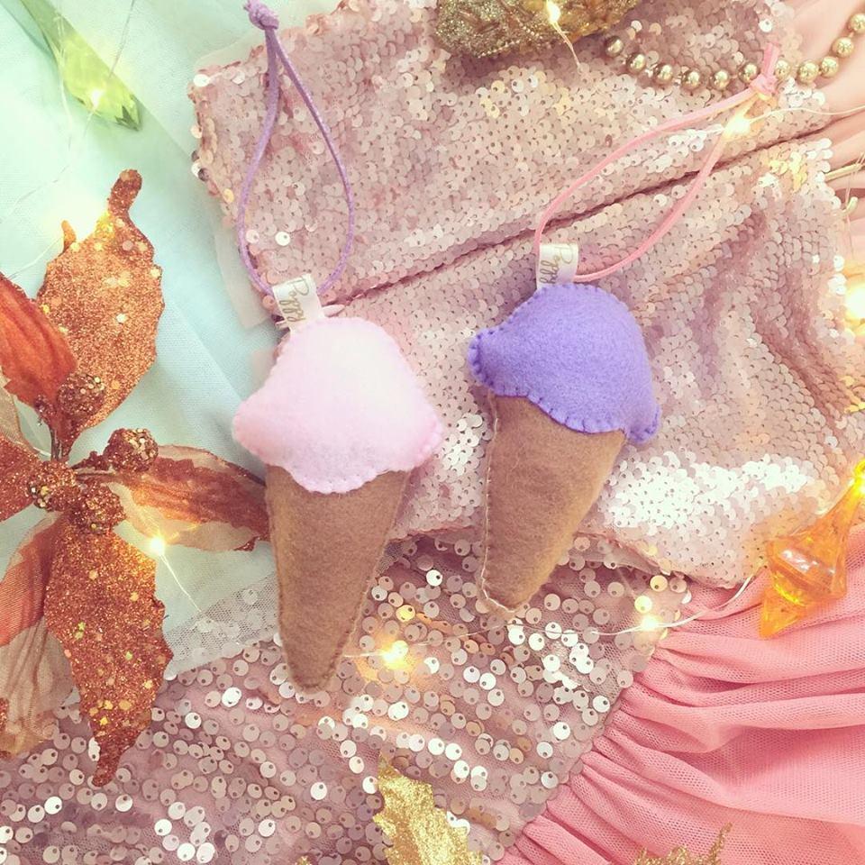 Ice Cream Bag Odor and Moisture Control by Poppy PH