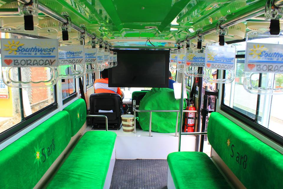 Boracay's New Transport Options