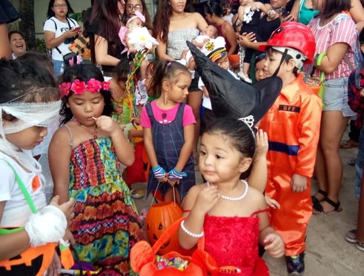Boracay Kids Club Halloween 2018