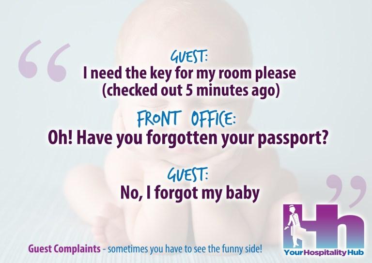 Funny Guest Complaints - RANGGO Magazine