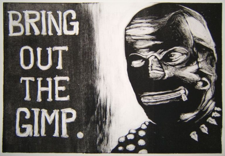 Bring out the Gimp; not getting the joke - RANGGO Magazine