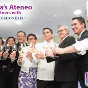 Rango Magazine: Ateneo partners with Le Cordon Bleu to offer 4 year BSc
