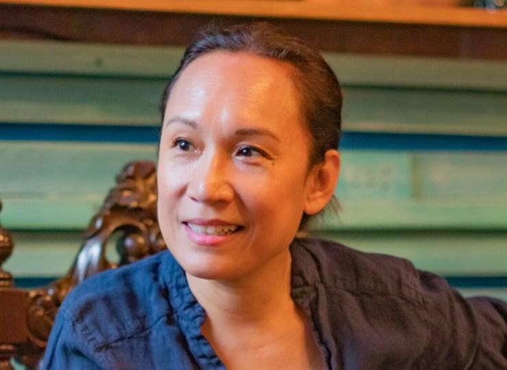 RANGGO talks to restaurant visionary Christine San Diego at her restaurant Damiana's Kitchen, Manila