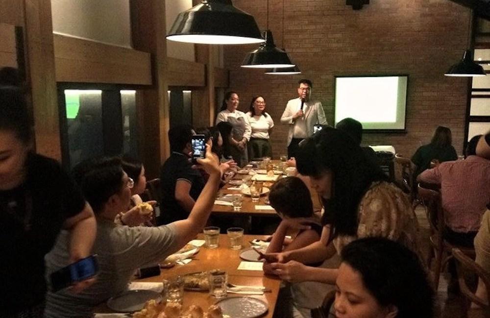Sunny Side Cafe hold a celebration ahead of their return to Boracay