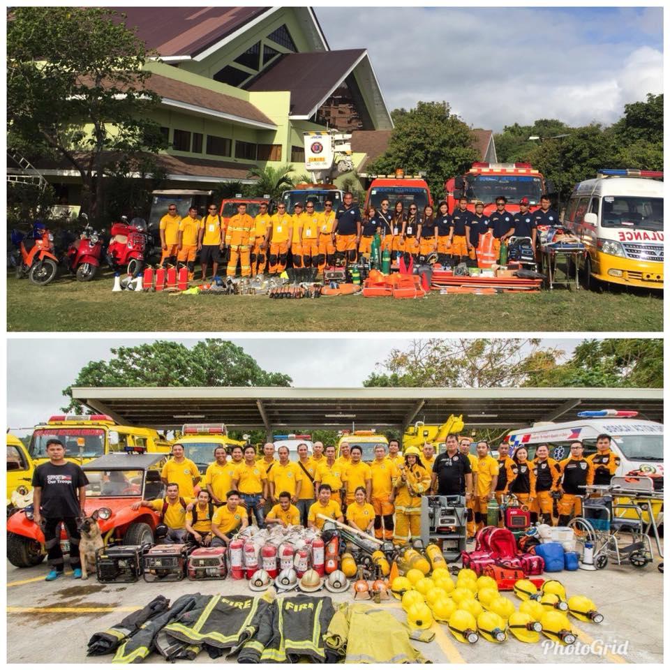 Inside Boracay: Week 4 Boracay Fire Rescue and Ambulance Volunteers (BFRAV)