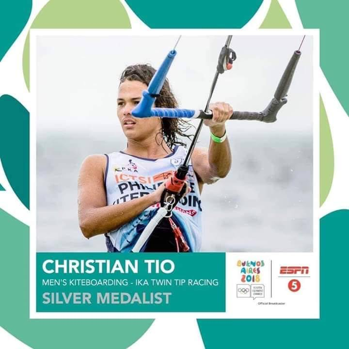 Ranggo-Magazine-Boracay's Christian Tio wins Olympic Silver for the Philippines