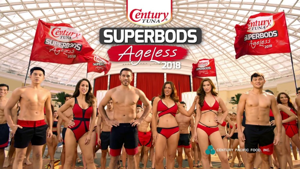 Age is Just a Number - Century Tuna Superbods Ageless 2018 - photo courtesy of Century Pacific Foods Inc