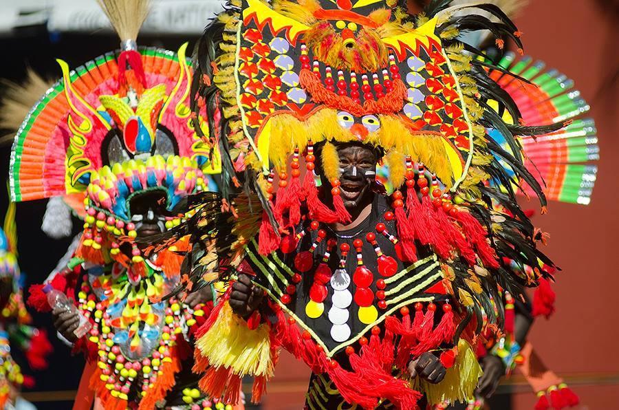Ati-Atihan Festival Kalibo