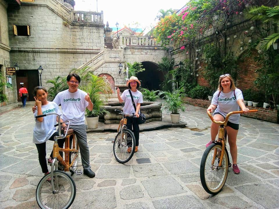 Things to do in Manila Bambikes Eco Tour