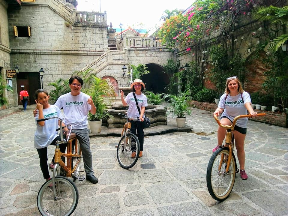 Things to do in Manila Bambikes Eco Tour