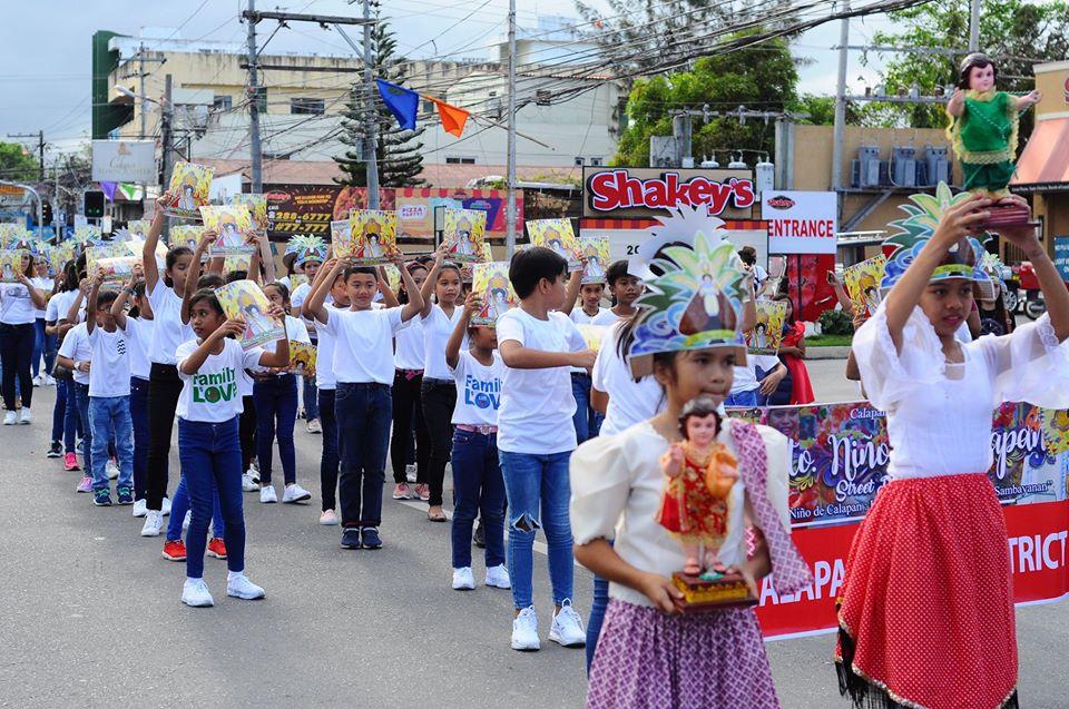 Sto Nino Calapan City