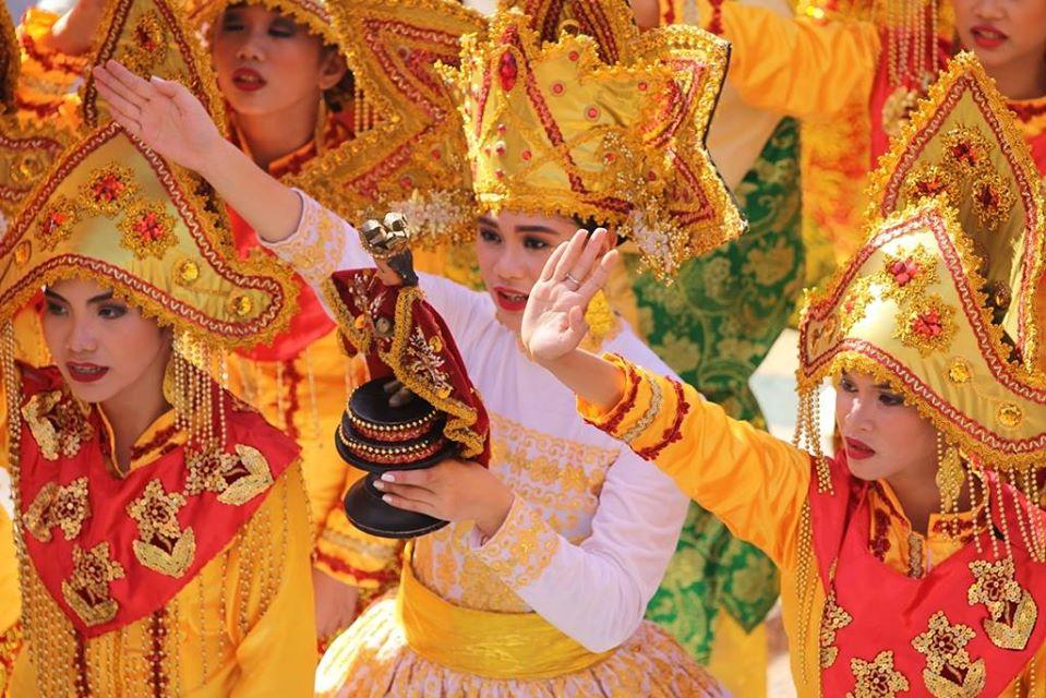 Sinulog Festival Cebu.