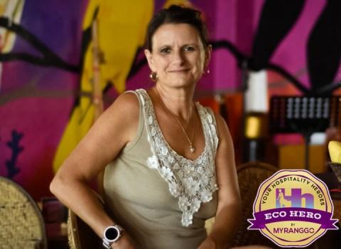 Judith Distal MY RANGGO Hospitality Eco Hero
